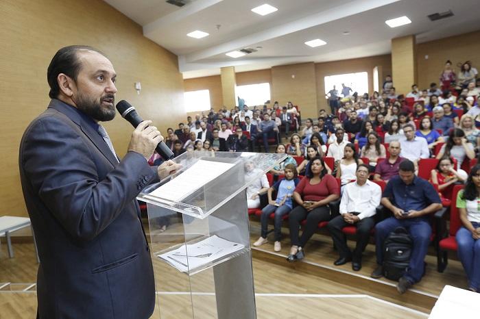 Presidente Laerte Gomes diz que concursos representaram uma aula de civismo e cidadania
