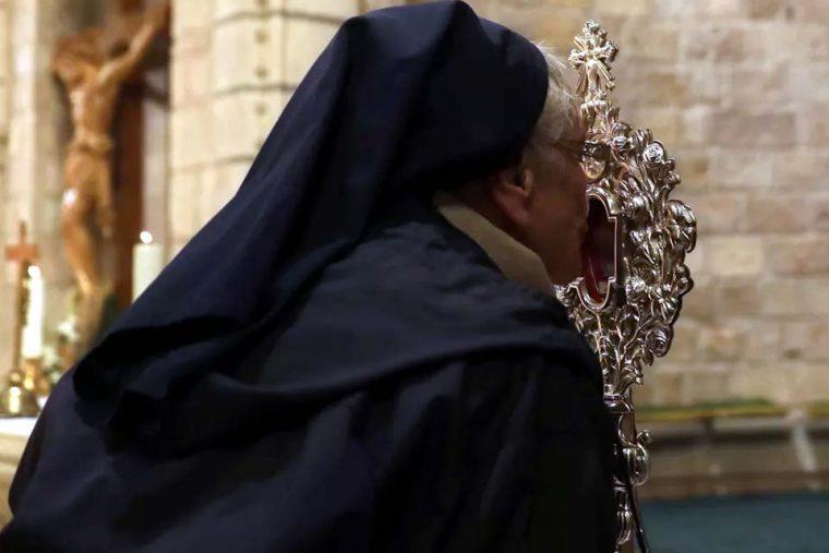 Relíquia da manjedoura de Jesus Cristo volta para a Terra Santa