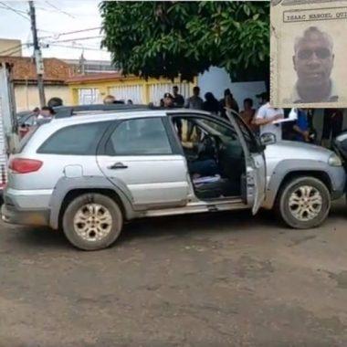 TRÁGICO – Pastor passa mal ao volante, morre e bate em carro do vice-governador