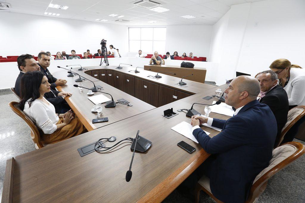 Deputados reforçam apoio ao IFRO, durante apresentação de projetos na Assembleia Legislativa