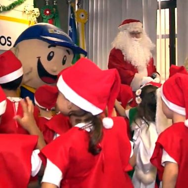 Campanha Papai Noel dos Correios segue em vários estados
