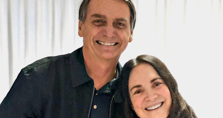 TV Globo demite 100 funcionários; a próxima pode ser a atriz Regina Duarte por apoiar Bolsonaro