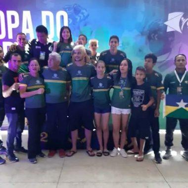 Atletas de Rondônia conquistam seis medalhas na Copa do Brasil de Taekwondo