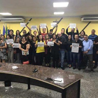 Jornalistas de Rondônia se unem contra a Medida Provisória 905/2019