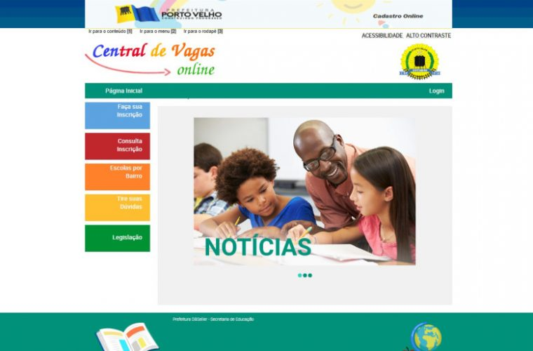 Chamada Escolar: Prefeitura disponibiliza consulta para selecionados
