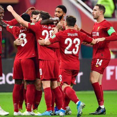 Liverpool vence Monterrey e faz final do Mundial com Flamengo