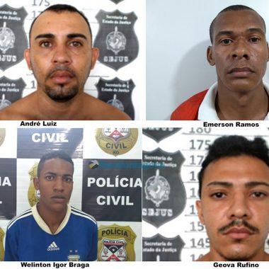Líderes de organização criminosa são presos na Ponta do Abunã