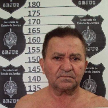 Empresário condenado por estupro é preso pela Polícia Civil escondido em sítio