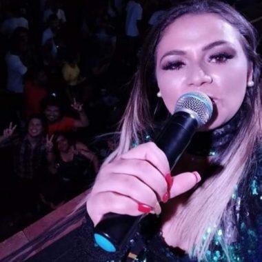 Cantora de forró morre após passar mal em show na cidade de José de Freitas