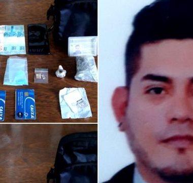 Traficante é preso em flagrante no Aeroporto de Porto Velho com drogas sintéticas