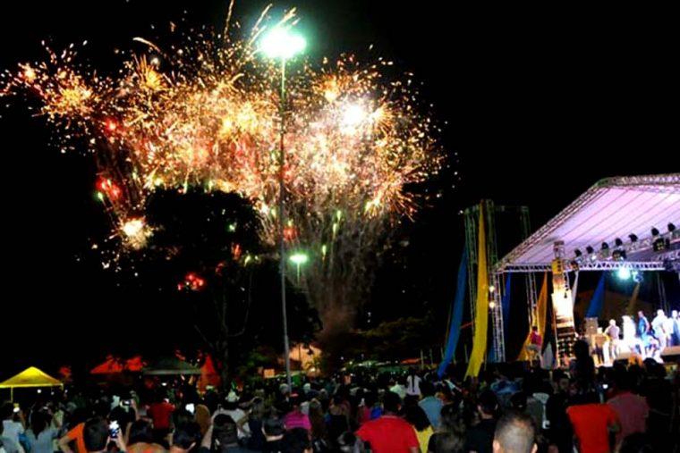 Porto Velho terá uma festa iluminada e muitos rojões