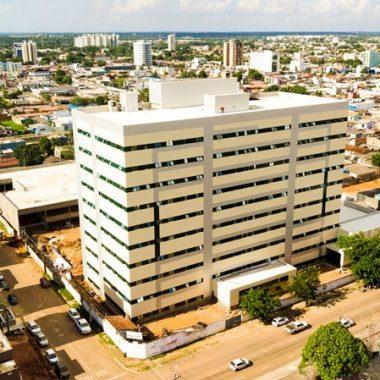 Judiciário inaugura Fórum Geral de Porto Velho nesta terça
