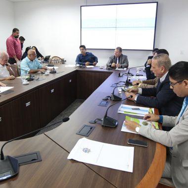 Comissão de Saúde conhece projeto de construção com sistema BTS para obras do Hospital Euro em Rondônia