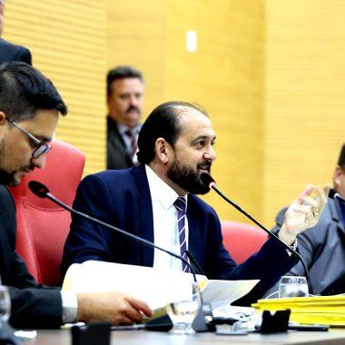 Laerte Gomes destaca apoio da ALE-RO, que autorizou parcelamento de dívidas de contribuintes com o Estado