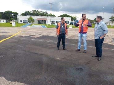 Governo garante obras de melhorias no aeroporto de Vilhena