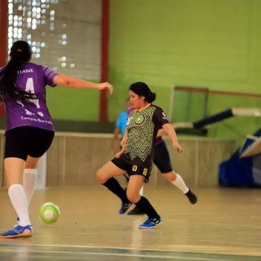 Inscrições abertas para a Copa Divas de Futsal Feminino