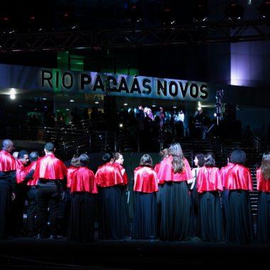 NATAL – Palácio Rio Madeira terá árvore de 30 metros e presépio ao vivo para público