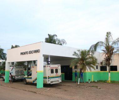 Com doações, hospital João Paulo II ganha pintura interna e externa; ações coletivas ajudam reduzir internações nos corredores