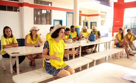Governo de Rondônia assina Termo de Cooperação do Projeto Rondon para a Operação Teixeirão II