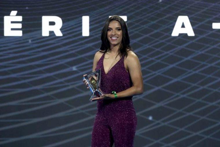 Rondoniense Millene Fernandes é eleita craque e artilheira no Prêmio Brasileirão 2019