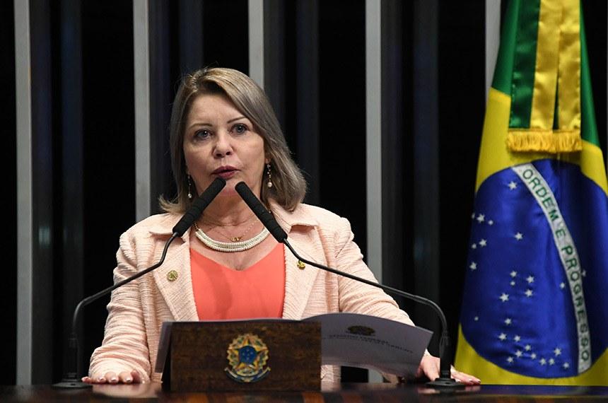 Relator no TSE vota para cassar mandato da senadora Selma Arruda