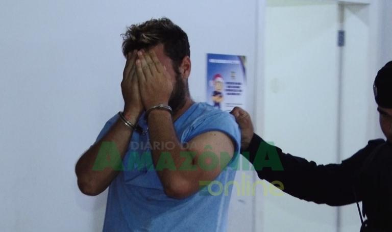 Suspeito com mandado em aberto é preso pela PM em Ji-Paraná