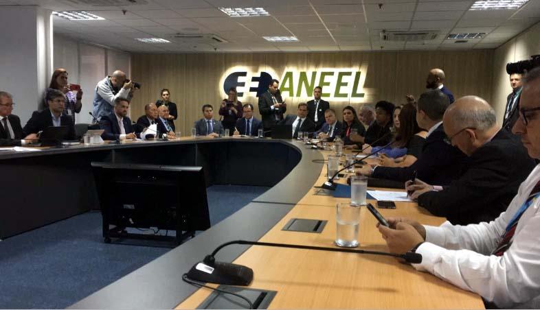 Aneel se reúne para aprovar novo aumento na tarifa de energia elétrica em Rondônia