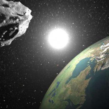 Asteroide gigante vai passar perto da Terra na quinta-feira(26)