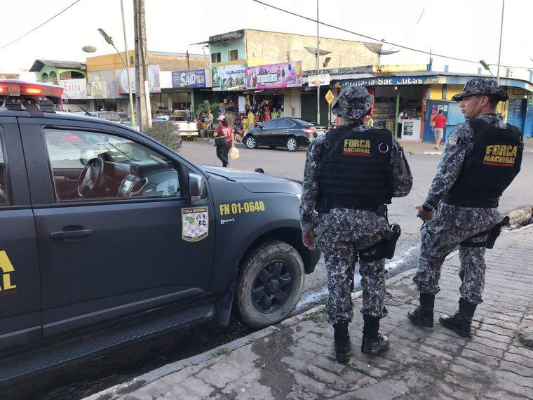Força-Tarefa de Intervenção Penitenciária fica mais 60 dias em Roraima