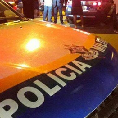 ATENTADO – Morador da capital tem casa crivada a balas por grupo desconhecido