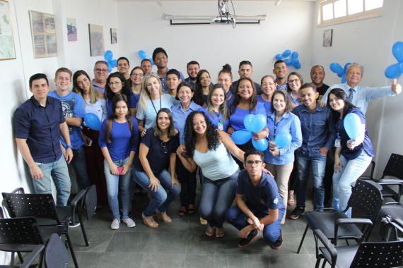 Agenda de saúde ocupacional do Porto de Porto Velho realiza ações do Novembro Azul e Dezembro Vermelho simultaneamente
