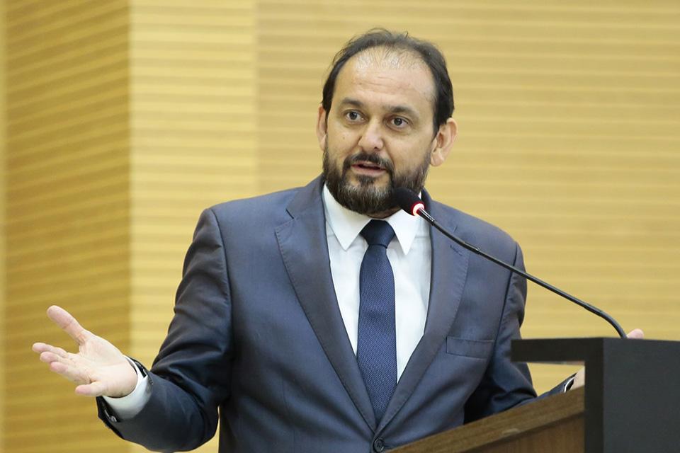 Laerte Gomes destina mais de R$ 200 mil de emendas para atender demandas de Cacaulândia