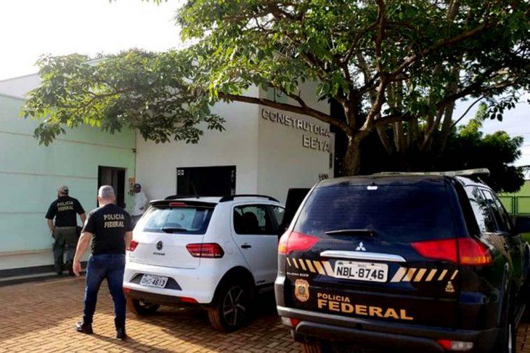 DRENO – Polícia Federal deflagra operação em combate a corrupção em Porto Velho, Vilhena, Nova Brasilândia, Machadinho, Rolim de Moura e no DF