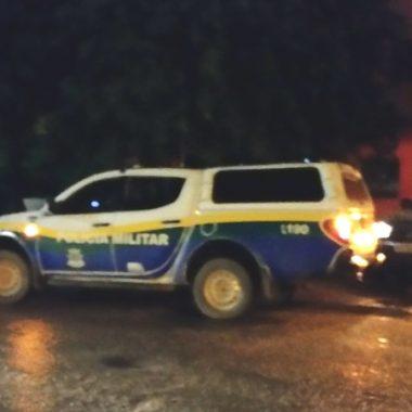Bandidos são recebidos a bala ao tentarem roubar casa de sargento da PM