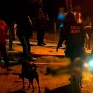 Homem é executado com tiro na cabeça por dupla em motocicleta
