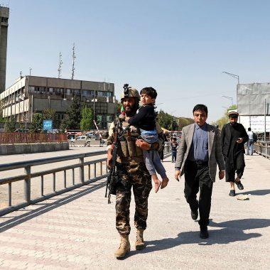 Unicef: 9 crianças são mortas ou mutiladas por dia no Afeganistão