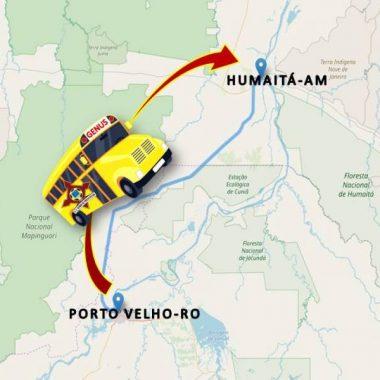 Genus protocola pedido junto a Federação para mandar seus jogos em Humaitá