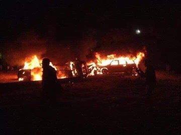 Novo bombardeio atinge o Iraque e deixa seis mortos