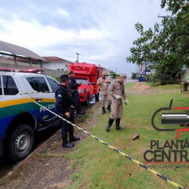 Homem é morto a pedradas no 1° Distrito de Ji-Paraná