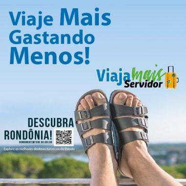 TURISMO: Servidor Público tem vantagens e benefícios para conhecer Rondônia
