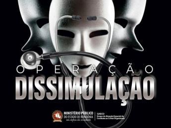 DISSIMULAÇÃO – MP e PC deflagram operação contra esquema de restituição indevida de gastos com saúde a deputado