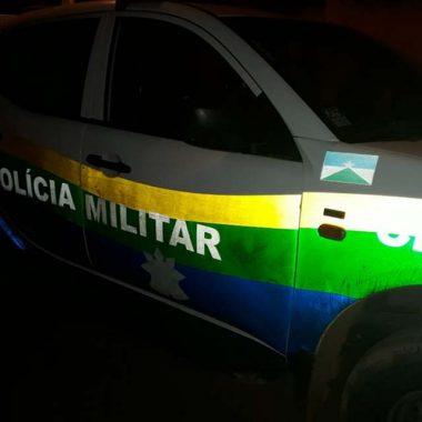 Mulher tem arma apontada na cabeça durante assalto em Vilhena