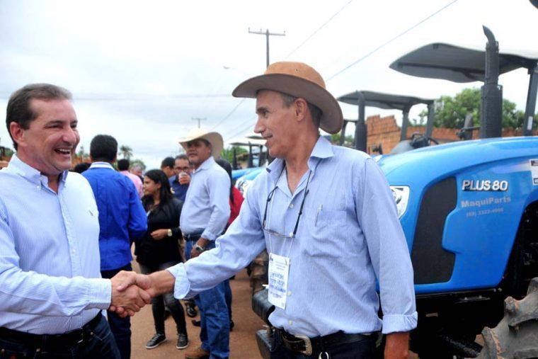 Prefeito Hildon Chaves anuncia que 2020 agricultura terá orçamento de quase 14 milhões