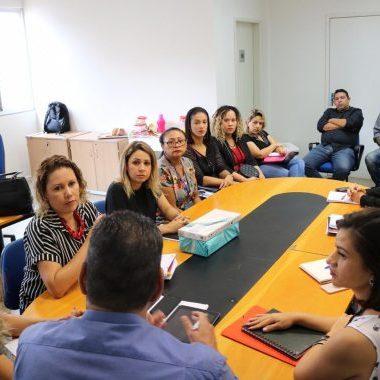Técnicos da Sesau definem melhorias para atendimento no Complexo Hospitalar de Cacoal, na região do Café
