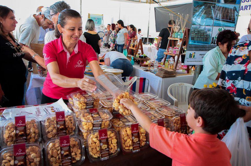 3ª Feira Estadual da Agroindústria Familiar atrai público com exposição de produtos naturais e artesanais em Porto Velho