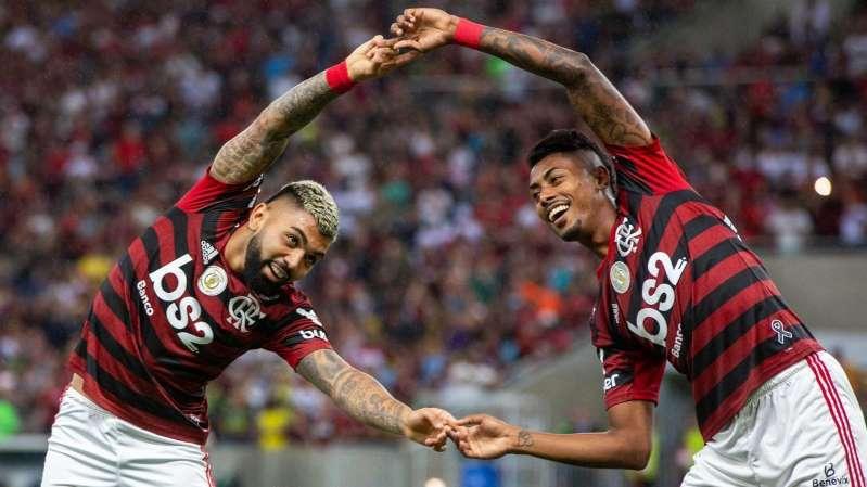 Jesus fala em 6 ou 7 reforços no Flamengo e não admite perder Bruno Henrique e Gabigol