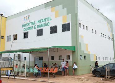 Hospital Cosme e Damião registra mais de 88 casos de abusos contra crianças na unidade em 2019
