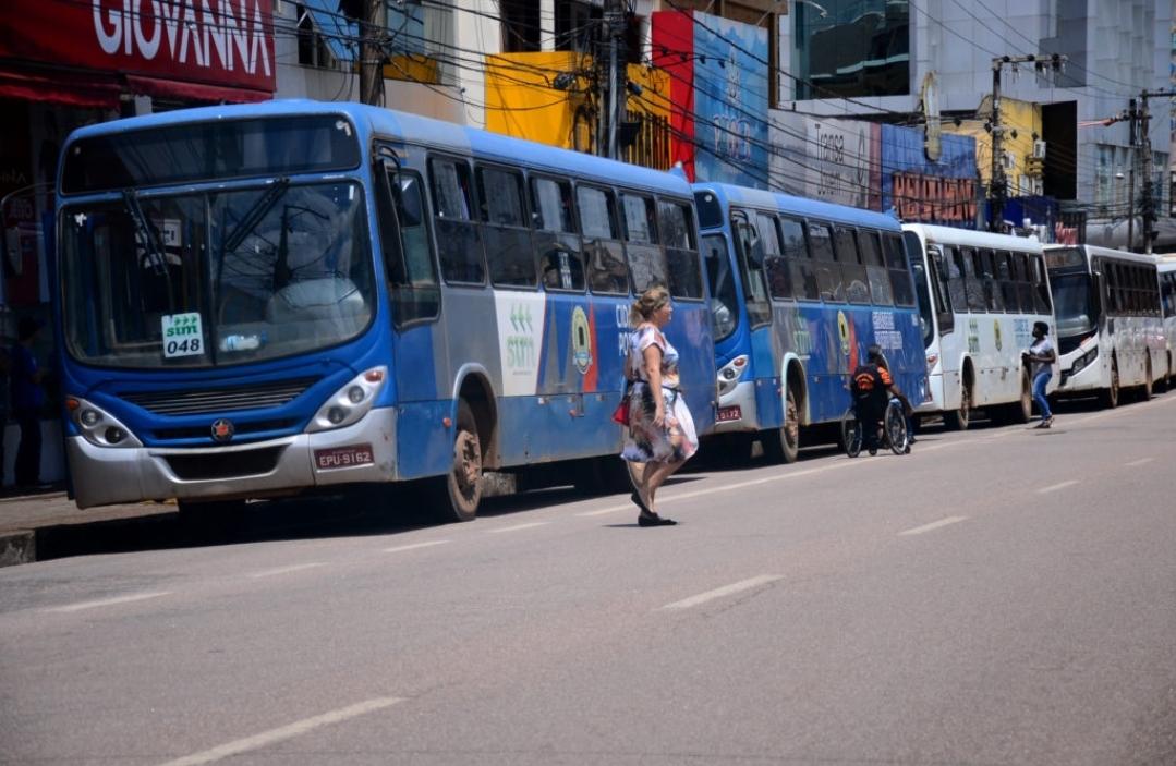 Justiça do Trabalho determina retorno das atividades do transporte coletivo em Porto Velho em percentuais mínimos