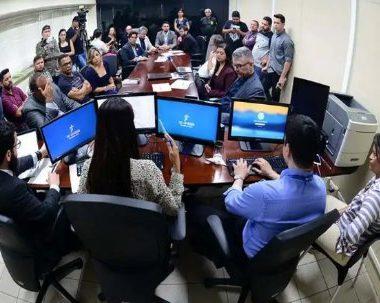 Transporte coletivo parou de vez com pedido de demissão coletiva dos trabalhadores