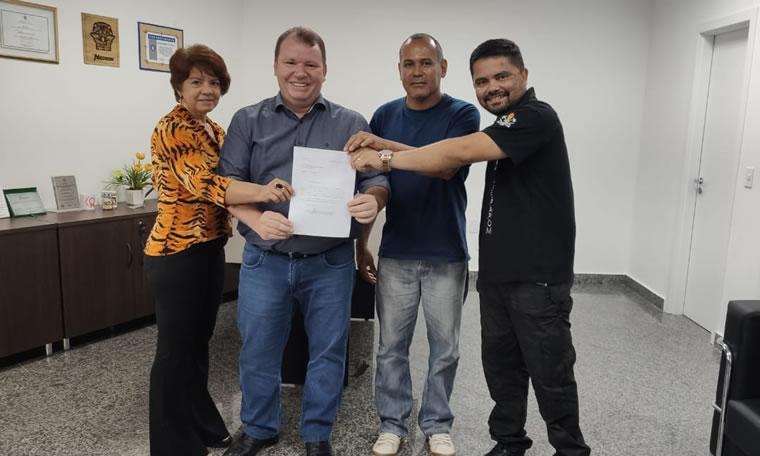 Dr. Neidson destina emenda de R$ 100 mil para ajudar Associação Voluntário Animal
